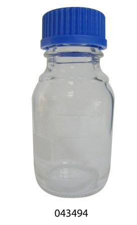 043494 Sample Prep Bottle and Cap (Wide Mouth), 250 mL