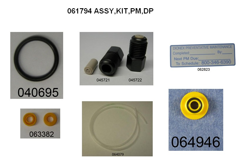 061794 DP Annual Preventative Maintenance Kit