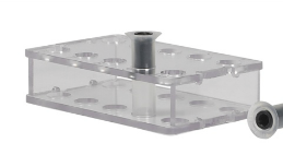 068948 Vial Tray Holder, 0.5 mL