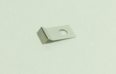 1113950 Space Ring for Protection Plate, Ion Source