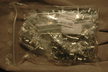 1187441 Anode Tube Cap (Set of 50)