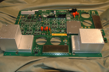 70111-60544S Assembly, Final PCB, Analyzer Controller