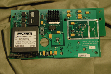 70111-61020S Assembly, Electrometer Interface Board
