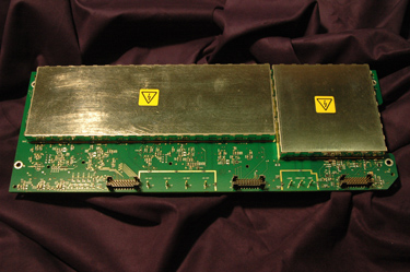70111-61091S Assembly, Rod Driver Amplifier Board