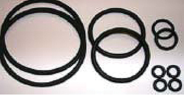 942339005151 O-Ring Kit - entire spray chamber