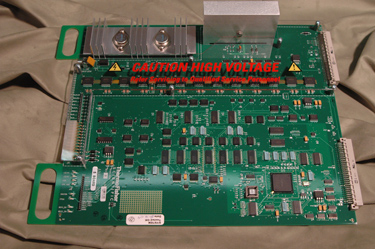 97055-61030S Assembly, PCB, Analog Board